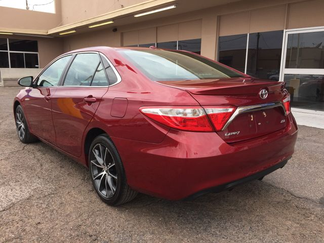 2015 Toyota Camry XSE 5 YEAR/30,000 MILE FACTORY POWERTRAIN WARRANTY Mesa, Arizona 2