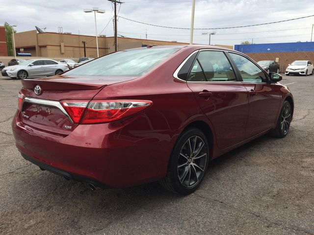 2015 Toyota Camry XSE 5 YEAR/30,000 MILE FACTORY POWERTRAIN WARRANTY Mesa, Arizona 4