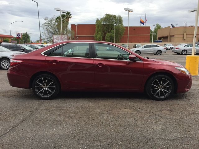 2015 Toyota Camry XSE 5 YEAR/30,000 MILE FACTORY POWERTRAIN WARRANTY Mesa, Arizona 5