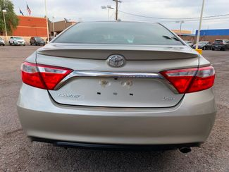 2015 Toyota Camry XSE 5 YEAR/60,000 MILE FACTORY POWERTRAIN WARRANTY Mesa, Arizona 3