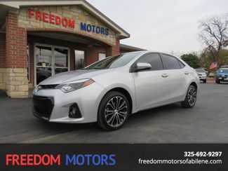 2015 Toyota Corolla S Plus | Abilene, Texas | Freedom Motors  in Abilene,Tx Texas