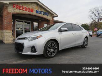 2015 Toyota Corolla S Plus | Abilene, Texas | Freedom Motors  in Abilene,Tx Texas