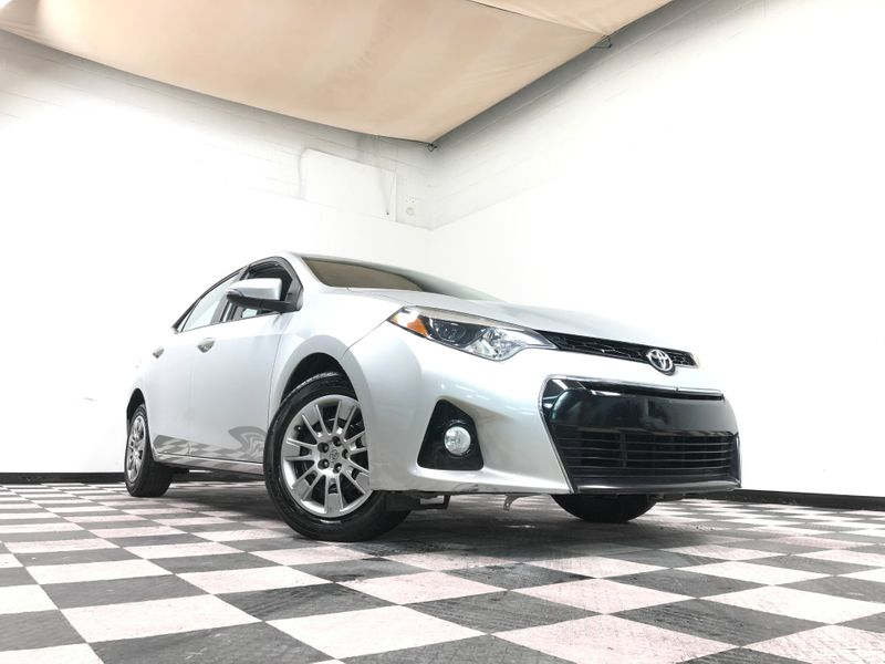 2015 Toyota Corolla *Get APPROVED In Minutes!* | The Auto Cave in Addison