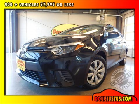 2015 Toyota Corolla LE(Low Miles!) in Airport Motor Mile ( Metro Knoxville ), TN
