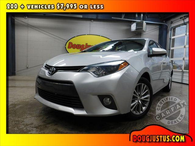 2015 Toyota Corolla L