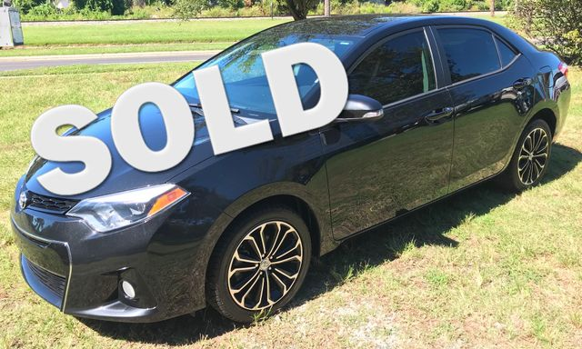 2015 Toyota Corolla S Plus Amelia Island, FL