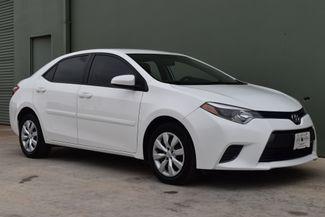 2015 Toyota Corolla in Arlington TX