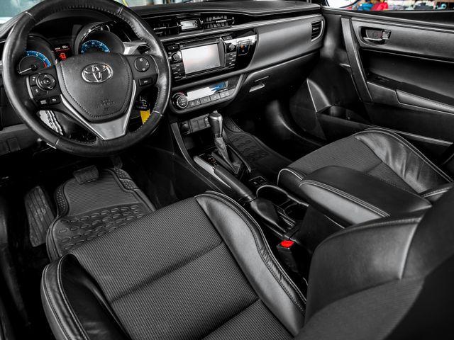 2015 Toyota Corolla S Burbank, CA 9