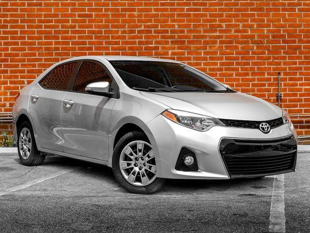 2015 Toyota Corolla S Burbank, CA 1