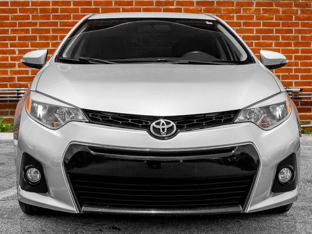 2015 Toyota Corolla S Burbank, CA 2