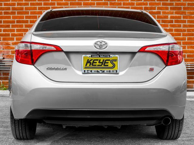 2015 Toyota Corolla S Burbank, CA 3