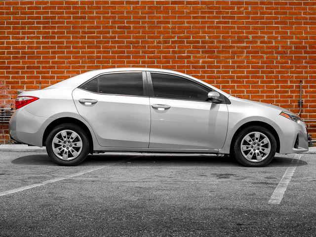 2015 Toyota Corolla S Burbank, CA 4