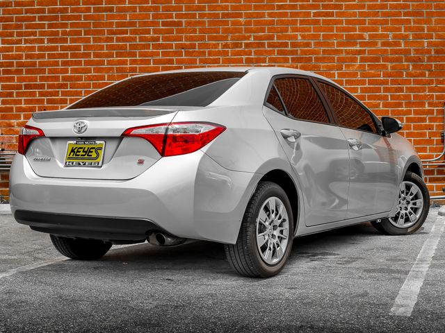 2015 Toyota Corolla S Burbank, CA 6
