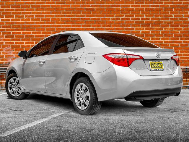 2015 Toyota Corolla S Burbank, CA 7