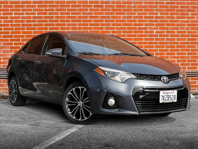2015 Toyota Corolla S Plus Burbank, CA 1