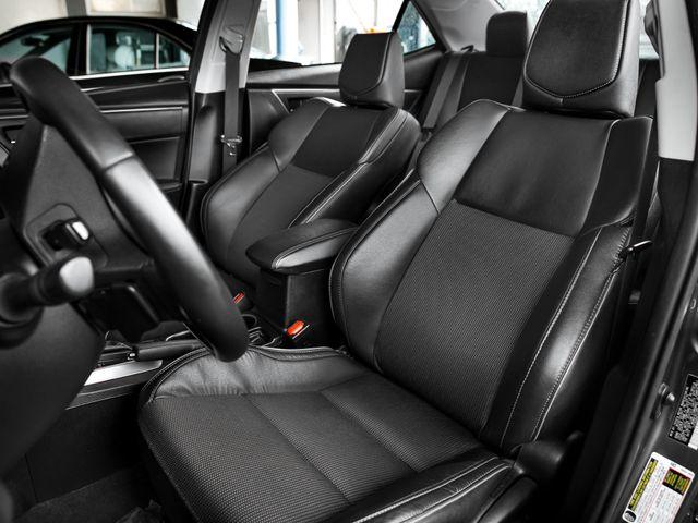 2015 Toyota Corolla S Plus Burbank, CA 19