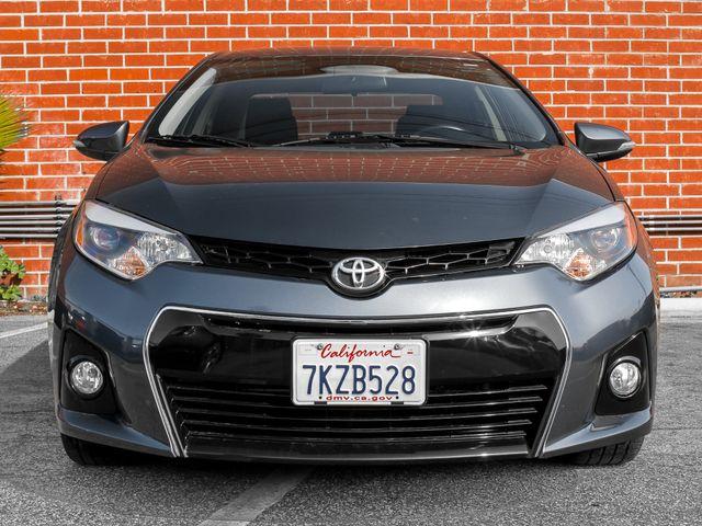 2015 Toyota Corolla S Plus Burbank, CA 2