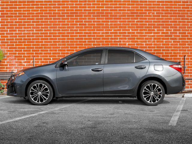 2015 Toyota Corolla S Plus Burbank, CA 5