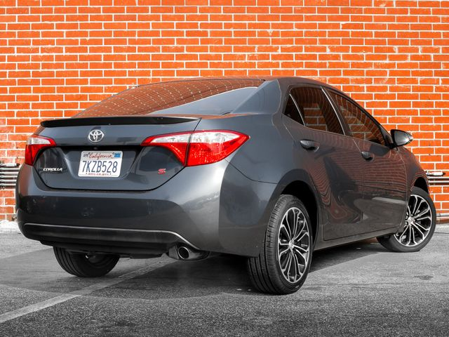 2015 Toyota Corolla S Plus Burbank, CA 6