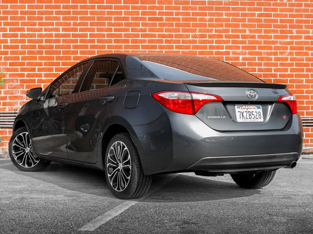 2015 Toyota Corolla S Plus Burbank, CA 7