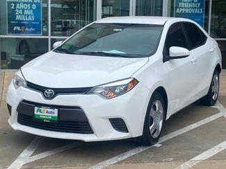 2015 Toyota COROLLA CE; S; LE in Dallas, TX 75237