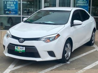 2015 Toyota COROLLA CE; S; LE in Dallas, TX 75237