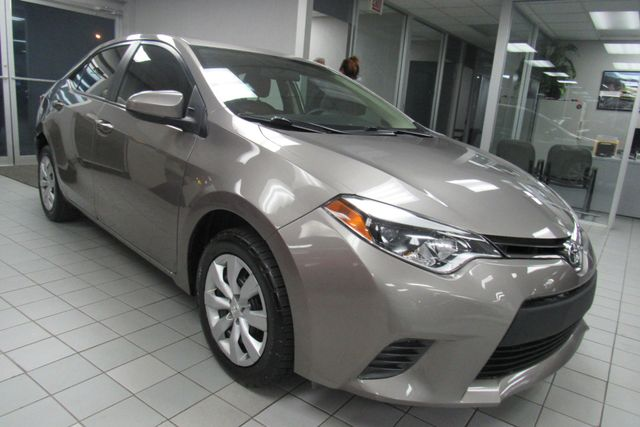 2015 Toyota Corolla LE W/ BACK UP CAM Chicago, Illinois