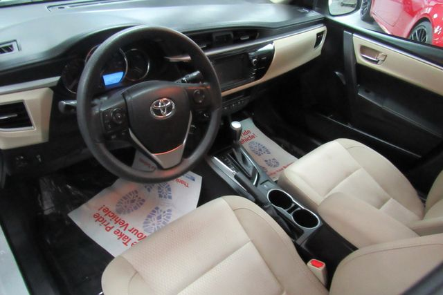 2015 Toyota Corolla LE W/ BACK UP CAM Chicago, Illinois 10