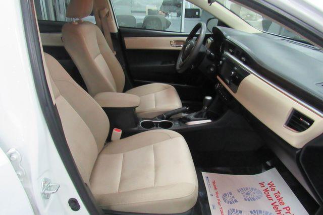 2015 Toyota Corolla LE W/ BACK UP CAM Chicago, Illinois 13