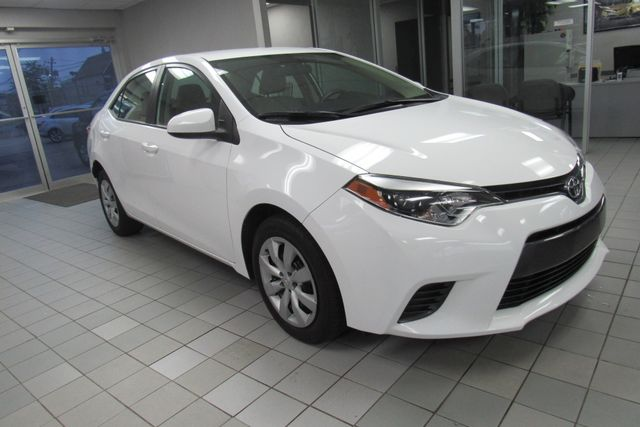 2015 Toyota Corolla LE W/ BACK UP CAM Chicago, Illinois