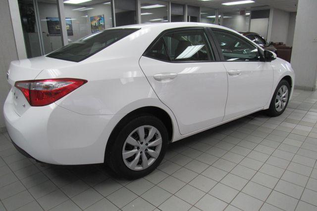 2015 Toyota Corolla LE W/ BACK UP CAM Chicago, Illinois 5