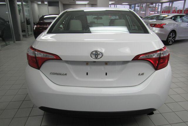 2015 Toyota Corolla LE W/ BACK UP CAM Chicago, Illinois 6