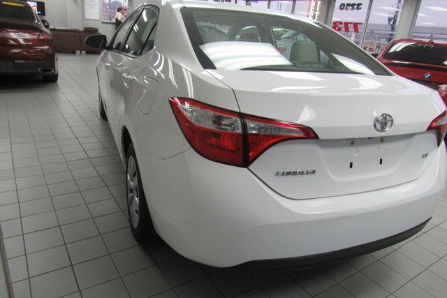 2015 Toyota Corolla LE W/ BACK UP CAM Chicago, Illinois 7