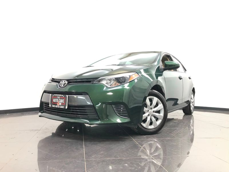 2015 Toyota Corolla *Approved Monthly Payments* | The Auto Cave in Dallas