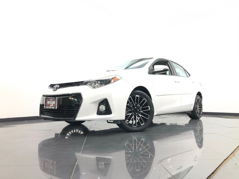 2015 Toyota Corolla *Get APPROVED In Minutes!* | The Auto Cave in Dallas