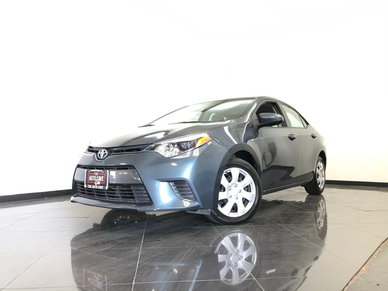 2015 Toyota Corolla *Affordable Payments* | The Auto Cave in Dallas