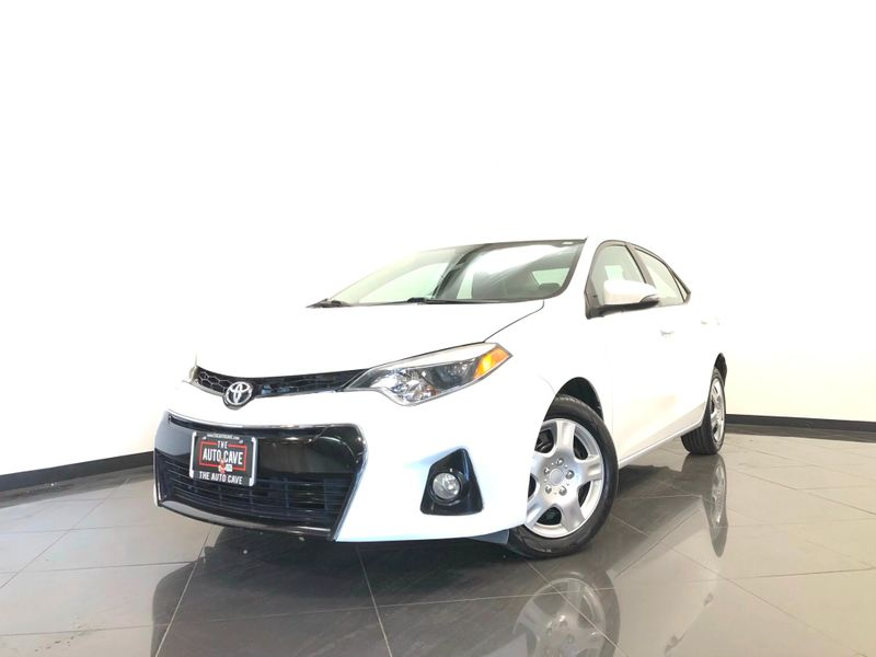 2015 Toyota Corolla *Drive TODAY & Make PAYMENTS* | The Auto Cave in Dallas