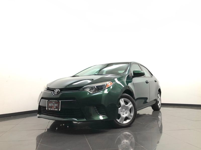 2015 Toyota Corolla *Easy In-House Payments* | The Auto Cave in Dallas
