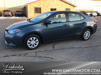 Used Toyota Corolla Farmington Mn