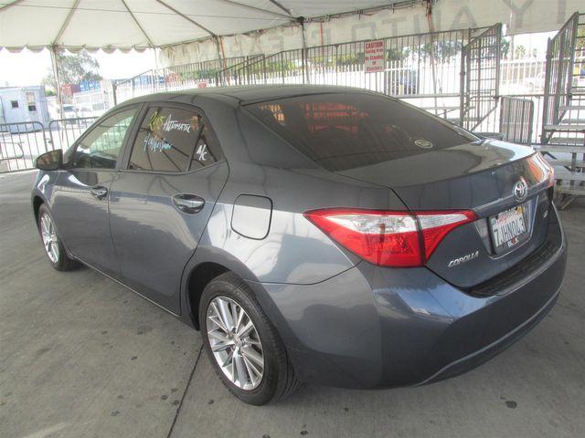 2015 Toyota Corolla LE Gardena, California 1