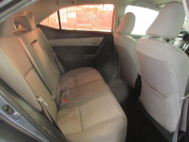 2015 Toyota Corolla LE Gardena, California 12