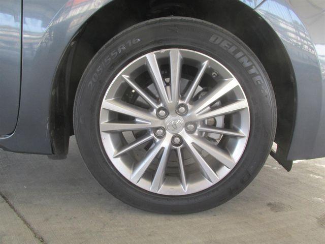 2015 Toyota Corolla LE Gardena, California 14