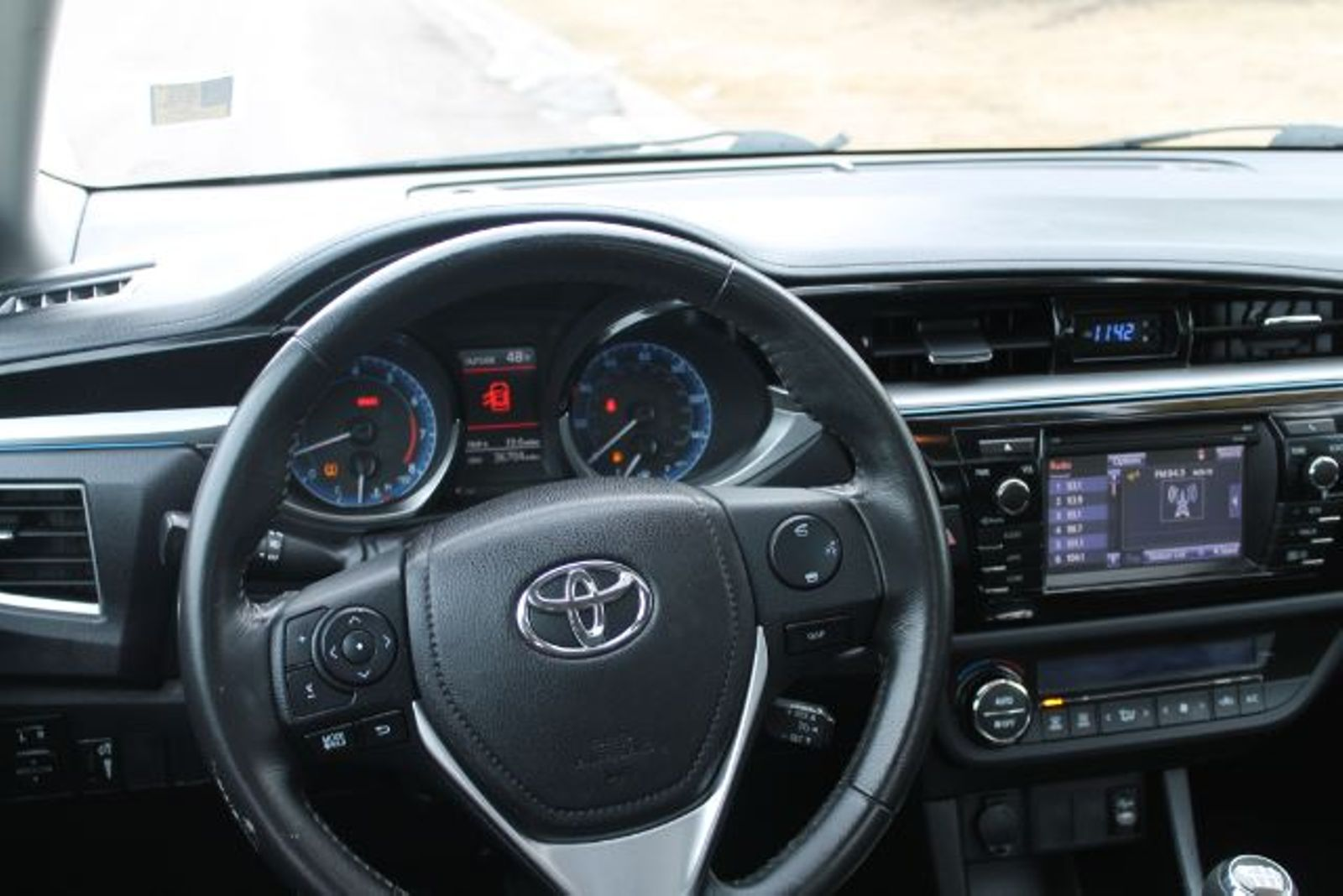 ... 2015 Toyota Corolla S CVT City MT Bleskin Motor Company In Great Falls,  ...