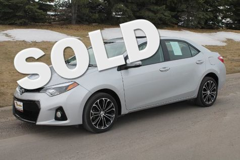 2015 Toyota Corolla S CVT in Great Falls, MT