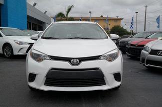 2015 Toyota Corolla LE Hialeah, Florida 1