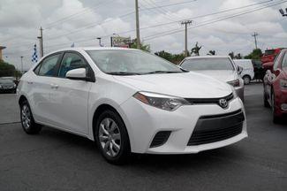 2015 Toyota Corolla LE Hialeah, Florida 2