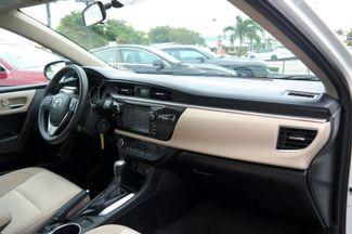 2015 Toyota Corolla LE Hialeah, Florida 37