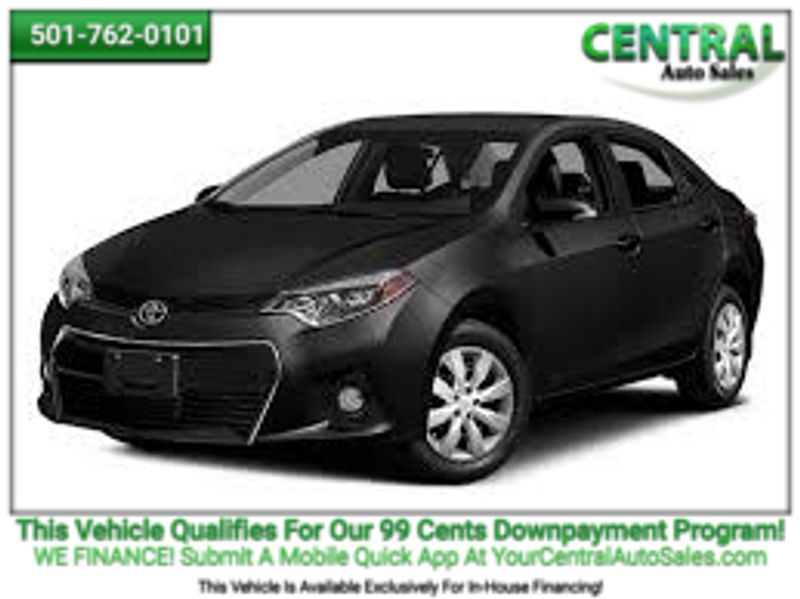 2015 Toyota COROLLA  | Hot Springs, AR | Central Auto Sales in Hot Springs AR