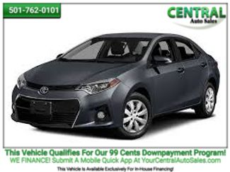 2015 Toyota Corolla L | Hot Springs, AR | Central Auto Sales in Hot Springs AR