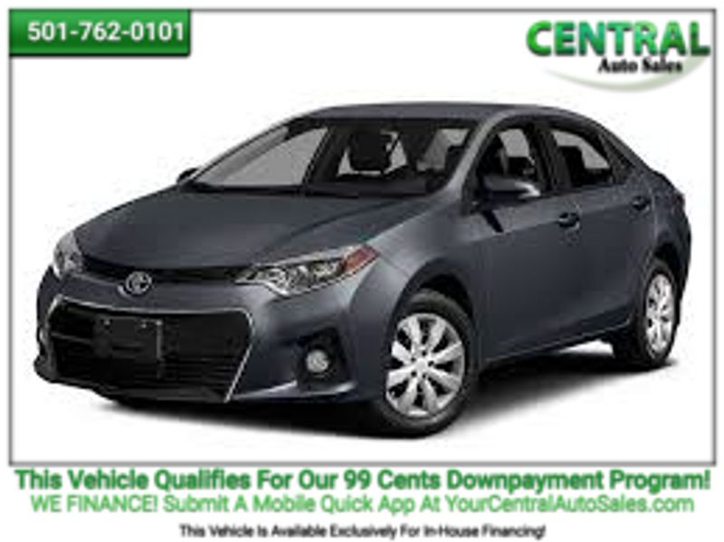 2015 Toyota Corolla L   Hot Springs, AR   Central Auto Sales in Hot Springs AR
